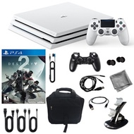 PlayStation 4 Pro Limited Edition Destiny 2 1TB Limited Edition Console and Accessories