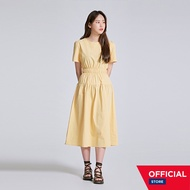 SPAO 女士韓風腰帶長裙 SPOWB25G93