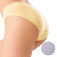 #【華歌爾】新伴蒂內褲M-LL超低腰三角款(迷迭紫)