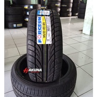 R15 FORCEUM HENA Car Tire 195 50 Ring 15 Open Dunlop / Achiles Free Install In Store