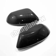 2019年豐田ALTIS 碳纖紋後視鏡蓋 12代ALTIS 卡羅拉 外飾改裝 卡夢 後視鏡罩 倒車鏡裝飾蓋