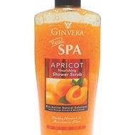 [Ready stock]Ginvera scrub body shampoo(250ml)