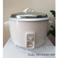 Zisun CF-XB200 industrial rice cooker - 13L cooks about 4-5 kg of rice for about 10-15 people to eat