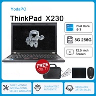 Lenovo ThinkPad X230/X230i 12.5inch  i5 4G/8G 128G/256G/320G HDD thin and light portable Laptop business office coreLaptop computer Second Hand Laptop On Sale 2nd Hand Laptop