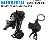 2020 NEW SHIMANO DEORE SL M6100 RD M6100 12S Groupset MTB Mountain Bike Groupset 12S M6100 Rear Dera
