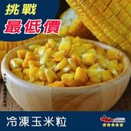 【九江】冷凍玉米粒--- 純素---✦
