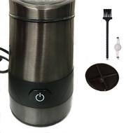 研磨機 110v家用小型電動磨粉機香料打粉機五穀雜糧超細研磨機咖啡磨豆機 下標免運