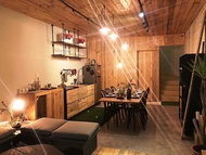 住宿 全新登場優惠|北歐工業風8-14人透天包棟|投影機大客廳|開放式廚房 西屯區, 台中市, 台灣地區