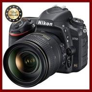 Nikon D750 Kit 24-120 VR (ประกัน EC-Mall) เลือก 1 ชิ้น อุปกรณ์ถ่ายภาพ กล้อง Battery ถ่าน Filters สายคล้องกล้อง Flash แบตเตอรี่ ซูม แฟลช ขาตั้ง ปรับแสง เก็บข้อมูล Memory card เลนส์ ฟิลเตอร์ Filters Flash กระเป๋า ฟิล์ม เดินทาง