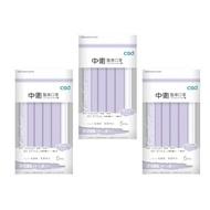[5/28 10:00開賣][3包組]中衛 醫療口罩-薰衣紫 (5入/包,共3包)【杏一】