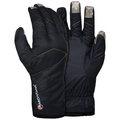 【Montane 英國】Prism Glove 保暖手套 保暖觸控手套 旅遊 賞雪手套 冬季保暖 男款 黑色 (GPRGL)