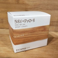 日本5gf+PrO-g 保濕精華霜 KSJAPAN PEARL CREAM 5GF