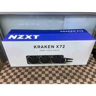 恩傑 NZXT Kraken X72 水冷散熱器