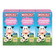 Marigold UHT Packet Milk - Strawberry