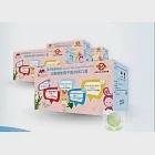 【 覓特 】 (兒童)醫療用 防菌 防塵機能膜平面N95口罩(一盒30入)