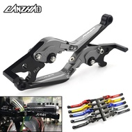 XMAX Motorcycle Brake Clutch Levers Adjustable Extendable Lever Set CNC Aluminum Accessories for Yamaha XMAX 250 300 400