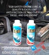 EGB Safety Engine Lube