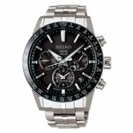 SEIKO ASTRON GPS雙時區鈦金屬太陽能腕錶/5X53-0AB0D/SSH003J1