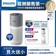 【Philips 飛利浦】★奈米級空氣清淨機(AC3033)