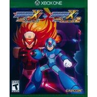 XBOX ONE 洛克人 X 週年紀念合集 1+2 中英日文美版 Megaman X Anniv【一起玩】(全新現貨)
