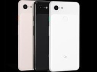 (台中手機GO) Google Pixel 3 128GB 前置廣角 + 望遠相機~台灣公司貨