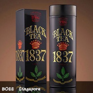 TWG: 1837 BLACK TEA (CLASSIC) - HAUTE COUTURE PACKAGED (GIFT )LOOSE LEAF TEAS