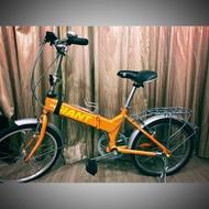 捷安特折疊腳踏車 FD806 (7成新,少用)