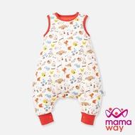 mamaway 媽媽餵 狗狗調溫抗菌嬰兒睡袋(防踢背心)(共2色)