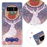 【KnowStar】三星 系列 奧地利彩鑽防摔手機殼-星軌(Note10+A80/A70/A30s/Note9/S10+/S9+/S8+)