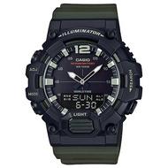 โปรโมชั่น นาฬิกาผู้ชาย ทรง G-SHO รุ่น HDC-700 HDC700 สีดำ เขียว ทอง สายยาง พร้อมกล่อง ราคาถูก นาฬิกาผู้ชาย นาฬิกาผู้ชายกันน้ำ นาฬิกาผู้ชายแท้ นาฬิกาผู้ชายcasio แท้