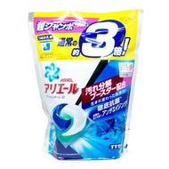 P&G-ARIEL - 3D 抗菌防菌洗衣球 (藍色 - 抗菌淨白) 46粒 補充裝 (4902430142793)