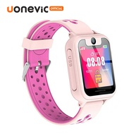 Uonevic Smart Watch S6 IP67 Waterproof for Kids with LBS 2G Sim Card Anti-Lost Baby Clock Smartwatch