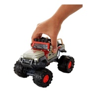 Jurassic World  Matchbox®  '93 Jeep® Wranglerurassic World  Matchbox®  '93 Jeep® Wrangler