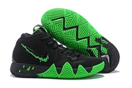 Nike_Official_Kyrie Irving 4 Discounted MEN Basketaball Shoe Black Green
