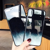 INS star cold Wind oppoa9/a5/a3 mirror A1 glass oppo mobile phone shell f7/f5/f3 men and women F1s