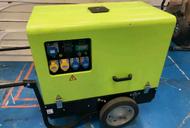 10kva silent diesel generator