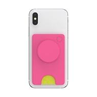 泡泡騷 PopSockets 手機支架卡夾 霓虹粉 Neon Pink <泡泡騷卡夾 Plus>
