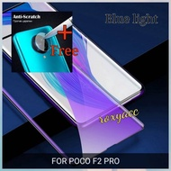Blue Light Tempered Glass Poco F2 Pro Free Glass Poco F2 Pro Camera