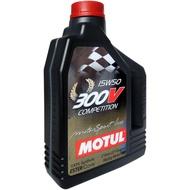 魔特 MOTUL 300V COMPETITION 15W-50 雙酯全合成競技級機油(2L裝)