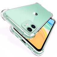 Phone Case Samsung Galaxy A10 A01 M01 Core A10E A10S A30 A20 A20E A20S A40 A50 A30S A50S A60 Transparent Rugged Airbag Cover