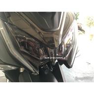 【LFM】 AK550 燻黑 大燈護片 地下工房 PLUS版可拆式大燈護片/護罩 免運費優惠中 適用:AK550