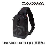 DAIWA ONE SHOULDER LT C [漁拓釣具] [單肩包]