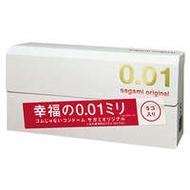 【保險套界的霸主!】日本熱銷!Sagami Original 相模原創 001保險...