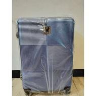 全新 kangol 24吋 行李箱 藍色