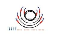 【LFM】NCY DRG DRG158 金屬油管套件組 整車份 煞車油管套裝組 SMAX ABS 勁戰五代