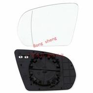 適用于賓士S/E/C級W222 W205 14-16后視鏡鏡片倒車鏡鏡片反光鏡片