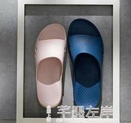 浴室拖鞋夏季防滑拖鞋女浴室洗澡軟底室內居家用衛生間涼拖鞋男士孕婦老人   萬事屋