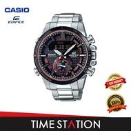 Casio Edifice LIMITED EDITION นาฬิกาข้อมือผู้ชาย สายสแตนเลส รุ่น ECB-800D-1A (ประกัน1ปี)