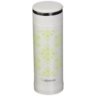 Zojirushi (ZOJIRUSHI) water bottle straight drinking stainless steel mug 300ml Pearl White SM-ED30-WP