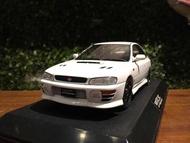 1/18 HobbyJapan Subaru Impreza WRX STi GC8 HJ1812DW【MGM】